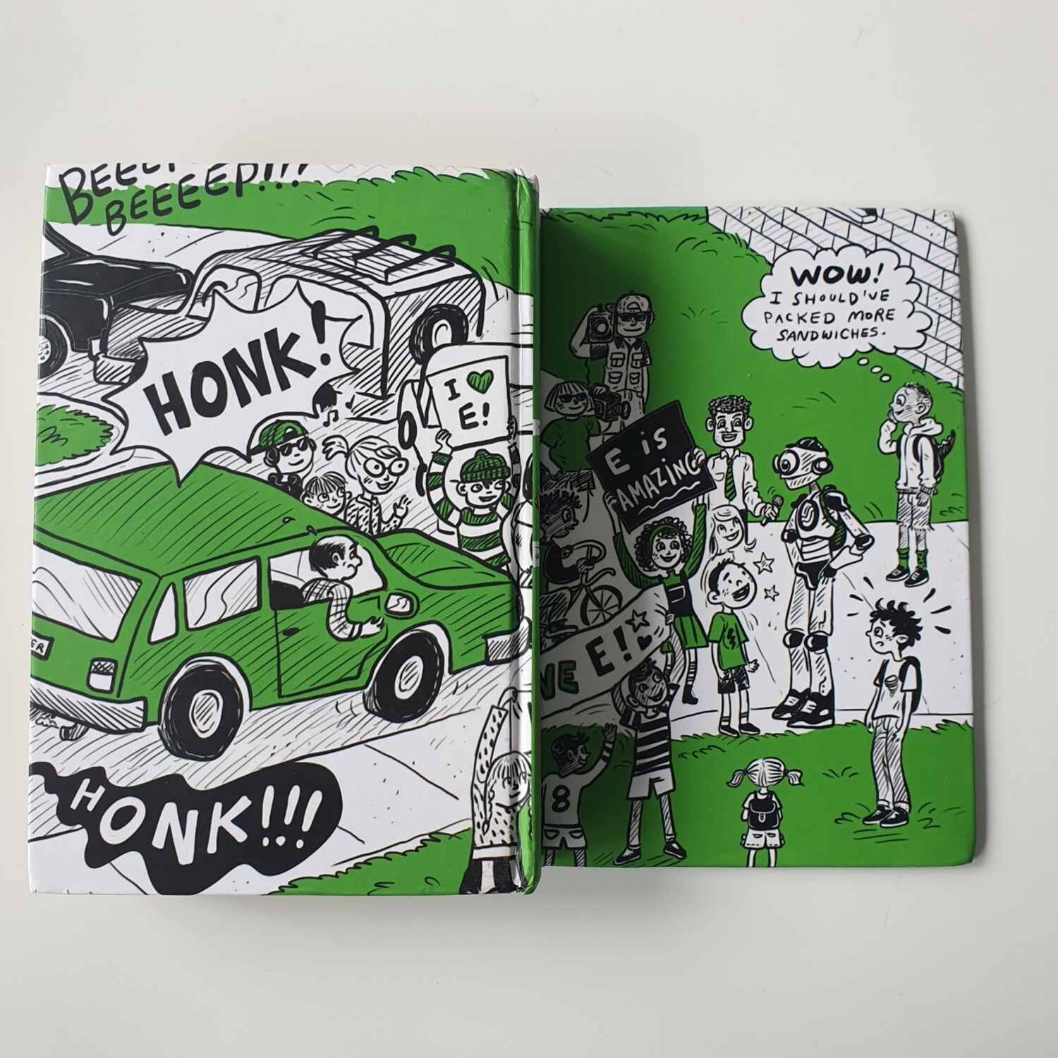 House of Robots Notebook