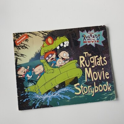 The Rugrats Movie - made from a paperback book