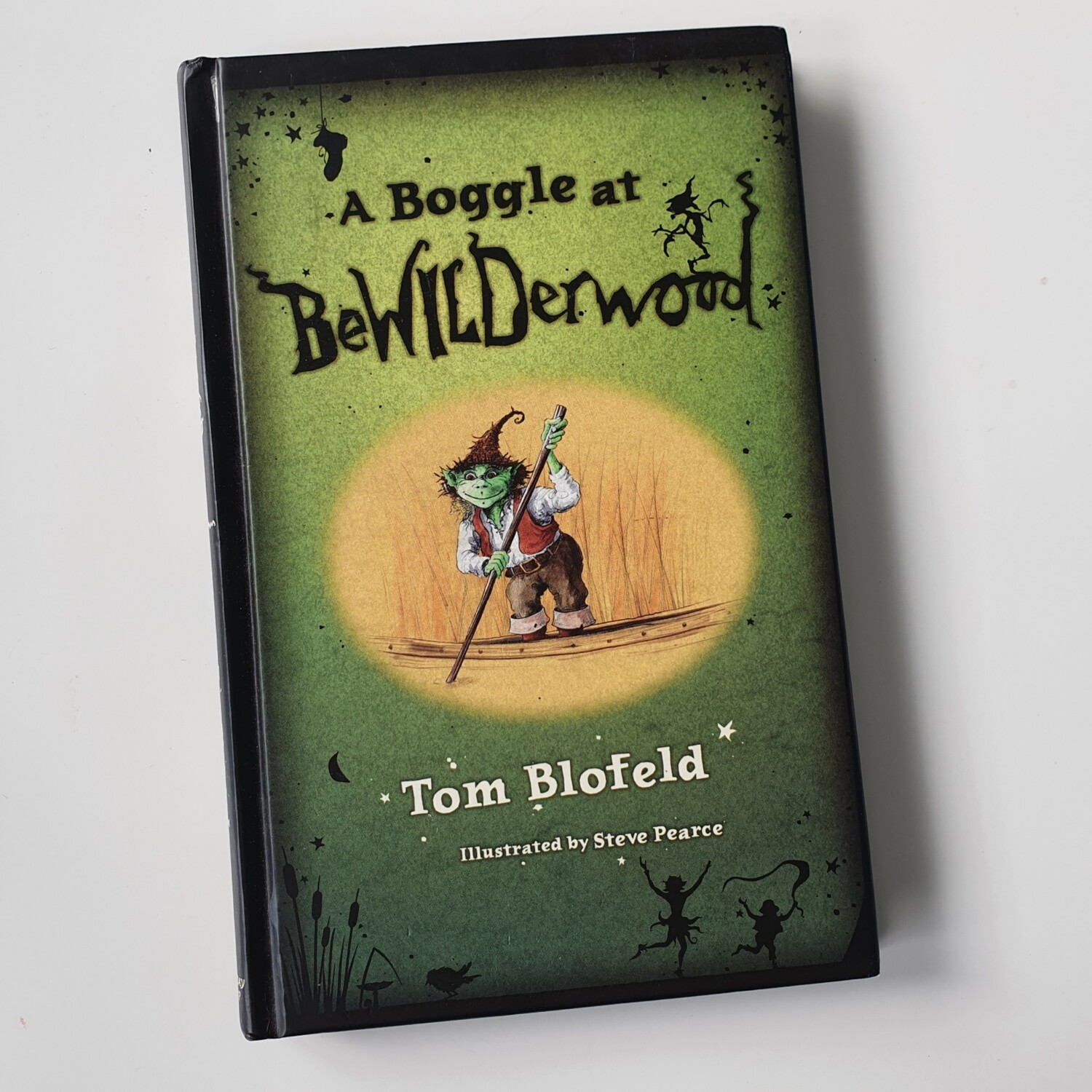 A Boggle at Bewilderwood Notebook