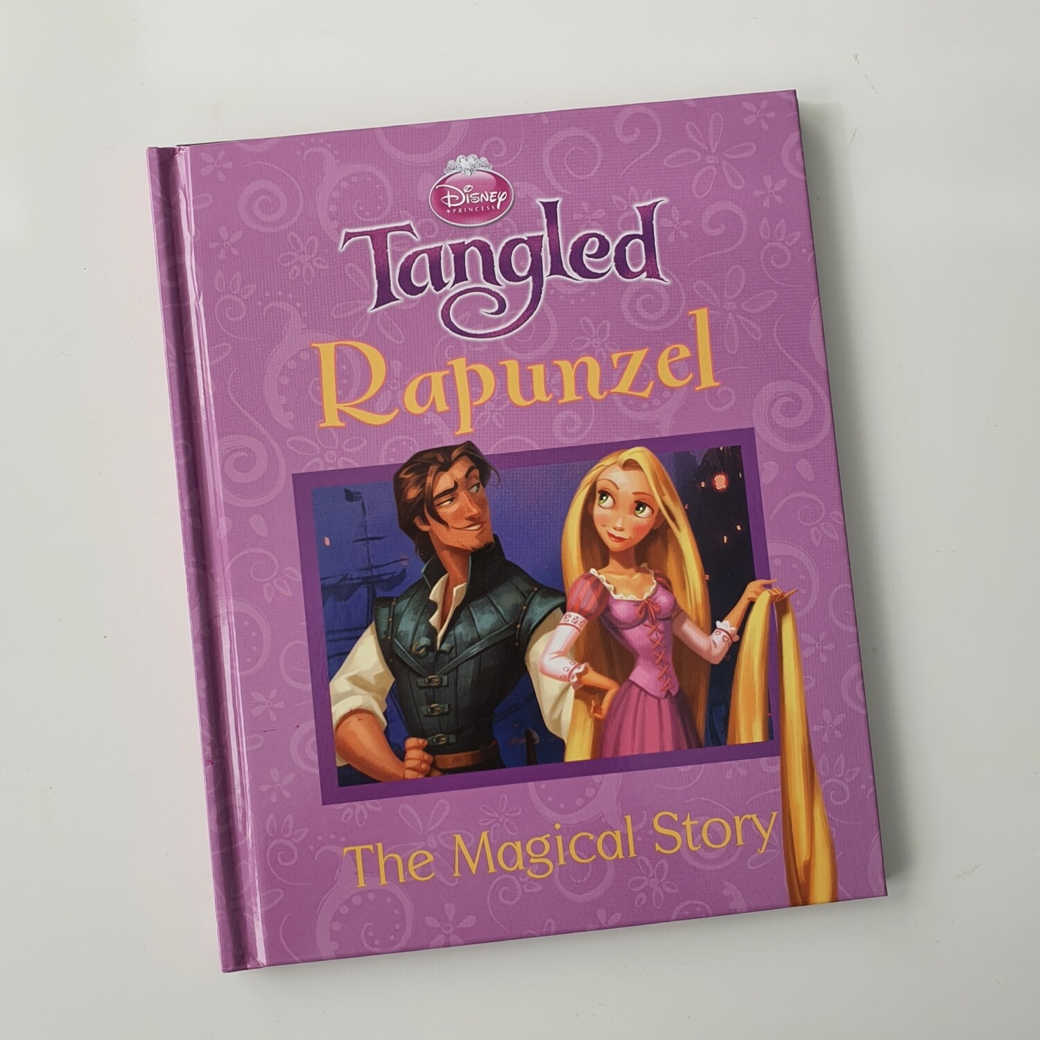 Tangled Notebook