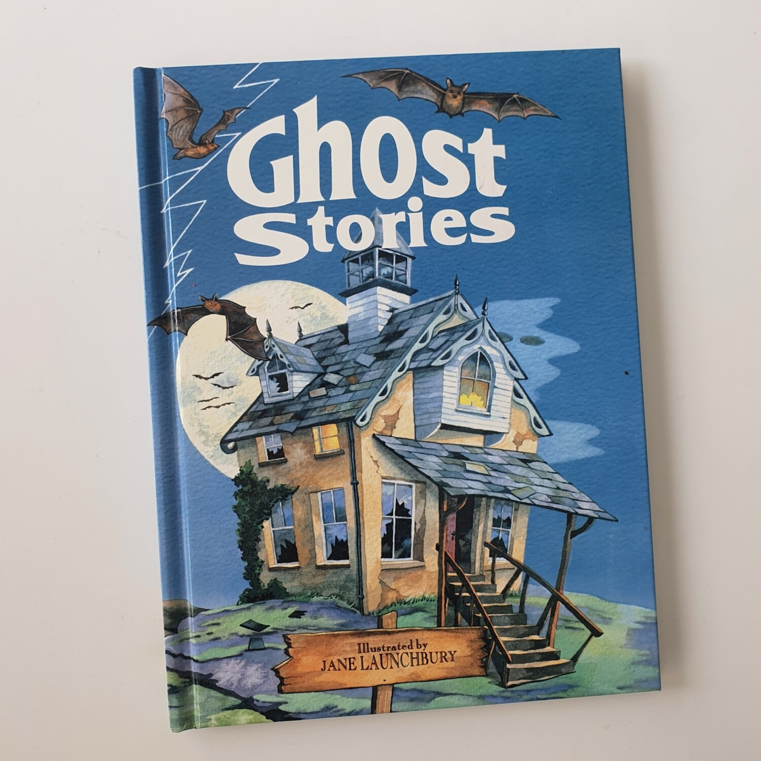 Ghost Stories Notebook
