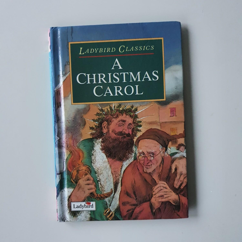 A Christmas Carol made from a ladybird book