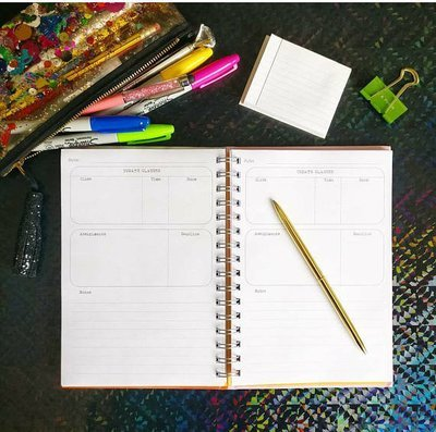 Student Planner - Page a Day