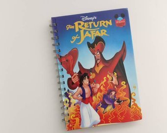 Aladdin Notebook - Return of Jafar
