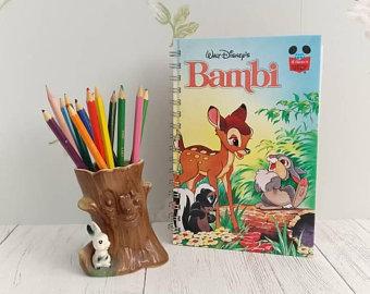 Bambi Notebook - no original book pages