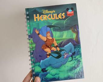 Hercules Notebook