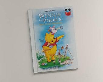 Winnie the Pooh Notebook - Most Grand Adventure