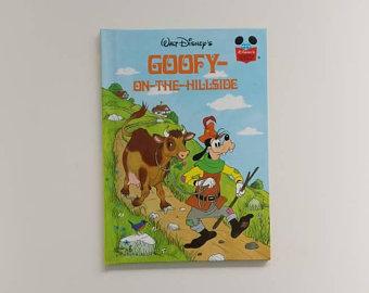Goofy Notebook - on the hillside
