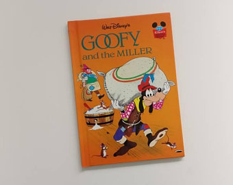 Goofy Notebook - and the miller