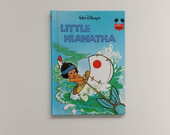 Little Hiawatha Notebook