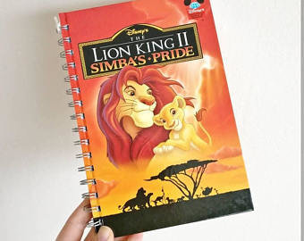 Lion King 2 Notebook