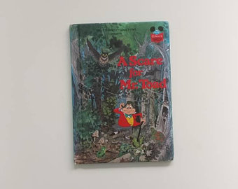 A Scare for Mr Toad Notebook Wind in the Willows