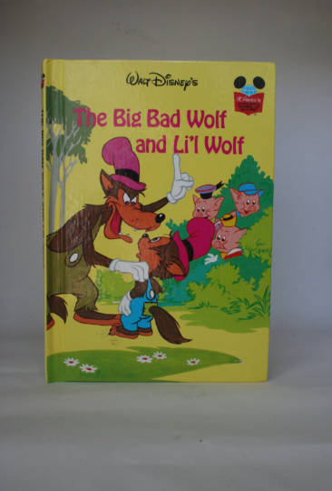 The Big Bad Wolf Notebook