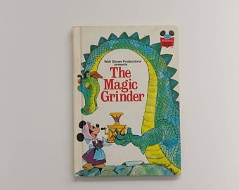 Minnie Mouse Notebook - The Magic Grinder