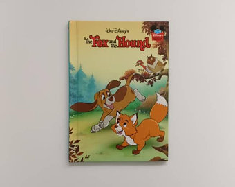 Fox & The Hound Notebook