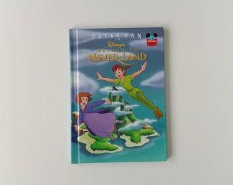 Peter Pan Notebook - Return to Neverland