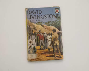 David Livingstone Notebook