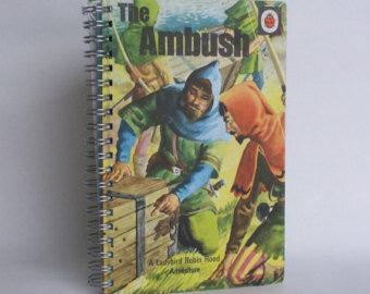 Robin Hood Notebook - The Ambush