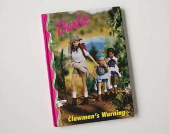 Barbie Notebook - Adventurer,  explorer