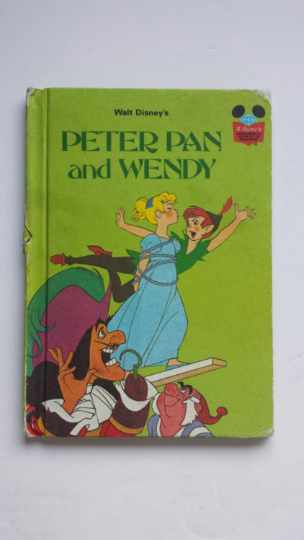 Peter Pan & Wendy Notebook