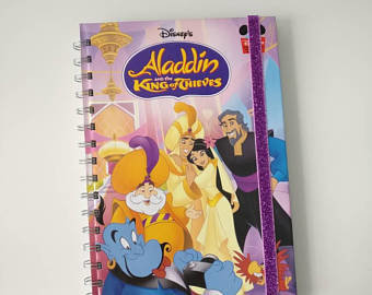 Aladdin Notebook - King of Thieves