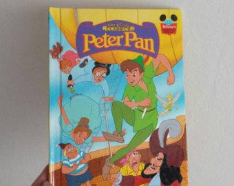Peter Pan Notebook