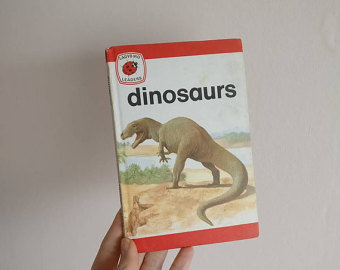 Dinosaurs Notebook
