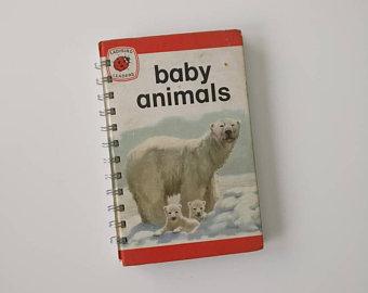 Baby Animals Notebook