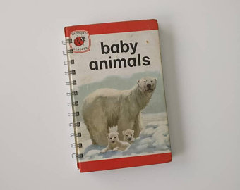 Baby Animals Notebook