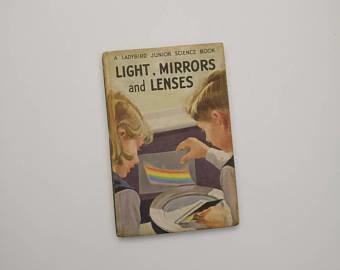 Lights, Mirrors & Lenses Notebook