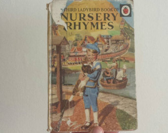 Nursery Rhymes Notebook