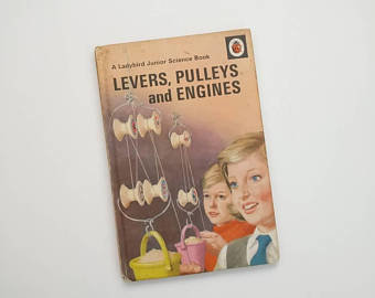 Levers, Pulleys & Engines Notebook