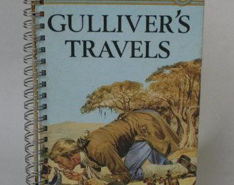 Gulliver's Travels Notebook