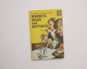 Magnets, Bulbs & Batteries Notebook