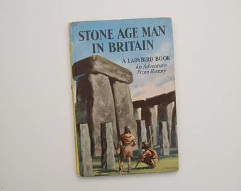 Stone Age Man in Britain Notebook