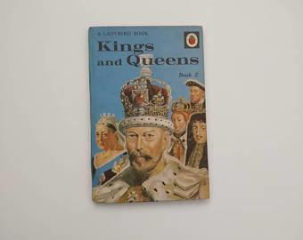 Kings & Queens Notebook