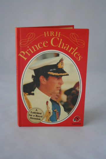 Prince Charles Notebook
