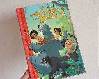 Jungle Book 2 Notebook