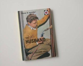 Husband Notebook - wedding anniversary