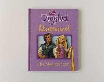 Tangled Notebook - Rapunzel