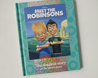 Meet the Robinsons Notebook