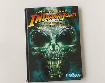 Indiana Jones Notebook