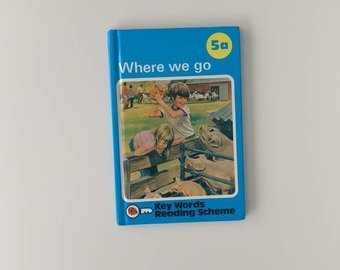 Where We Go Notebook - Peter and Jane