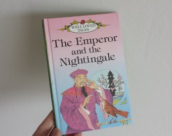 The Emperor & The Nightingale Notebook