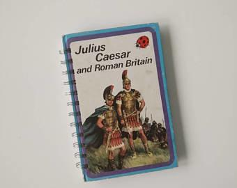 Julius Caesar & Roman Britain Notebook