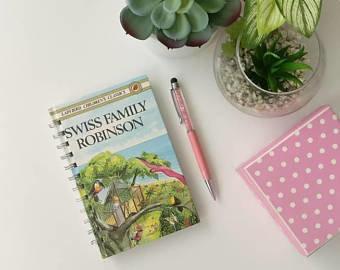 Swiss Family Robinson Notebook