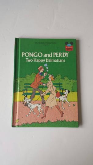 101 Dalmatians Notebook - Pongo & Perdy