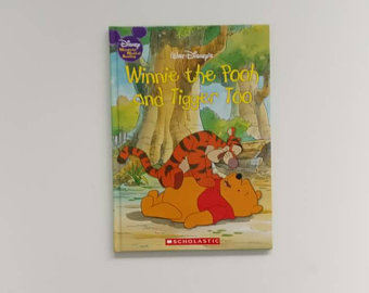 Winnie the Pooh and Tigger Too Notebook