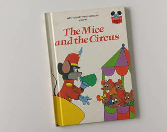 Dumbo Notebook - The Mice & the Circus