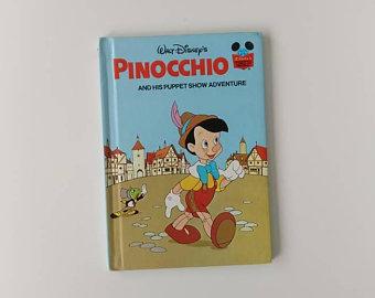 Pinocchio Notebook